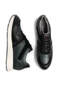 Zielone sneakersy Strellson