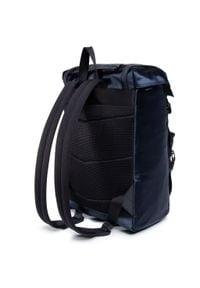 Hugo - Plecak HUGO - Kombinat St 50440730 410. Kolor: niebieski. Materiał: materiał