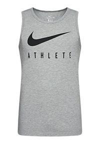 Szary tank top Nike