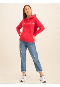 Czerwona bluza Tommy Jeans #4