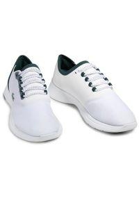 Lacoste Sneakersy Lt Fit 0721 1 Sma 7-41SMA00511R5 Biały. Kolor: biały