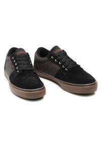 Czarne buty sportowe Etnies