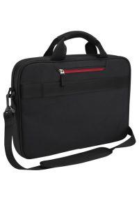 Czarna torba na laptopa CASE LOGIC biznesowa
