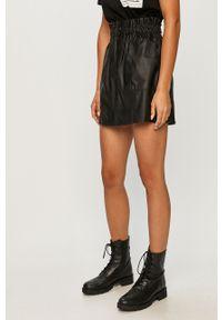 Czarna spódnica ANSWEAR wakacyjna, na co dzień