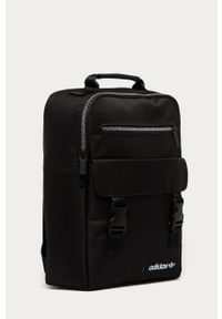Czarny plecak adidas Originals gładki