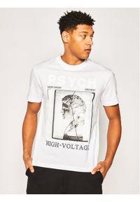 Biały t-shirt MCQ Alexander McQueen