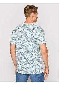 Only & Sons T-Shirt Iason 22016762 Niebieski Slim Fit. Kolor: niebieski #4