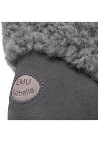 Szare kozaki EMU Australia klasyczne, z cholewką