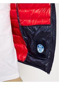 Niebieska kurtka puchowa North Sails #6
