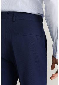 Niebieskie spodnie Mango Man #6
