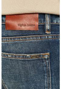 Niebieskie jeansy Tigha