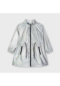 Mayoral Kurtka przejściowa 3486 Srebrny Regular Fit. Kolor: srebrny