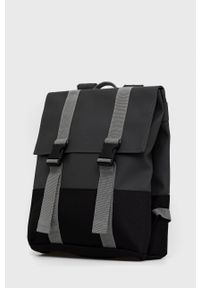 Rains - Plecak 1371 Buckle MSN Bag. Kolor: szary