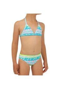 OLAIAN - Kostium Kąpielowy Dwuczęściowy Tina 100 Koia Dla Dzieci. Materiał: poliester, materiał, elastan