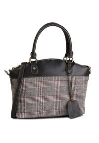 Czarna torebka klasyczna Laura Vita klasyczna