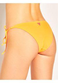 Pomarańczowe dół bikini Guess