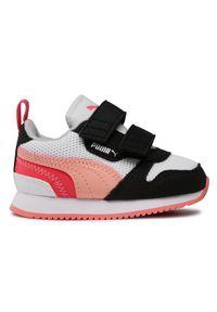 Puma Sneakersy R78 V Inf 373618 15 Czarny. Kolor: czarny