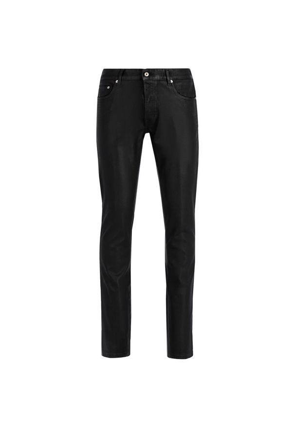 Czarne jeansy Just Cavalli