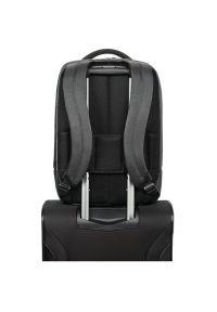 Czarny plecak na laptopa Samsonite