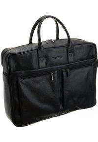 KEMER - Torba Kemer Rovicky duża pojemna torba na laptopa 15 sportowa uniwersalny. Styl: sportowy