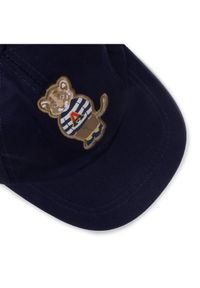 Niebieska czapka z daszkiem Mayoral