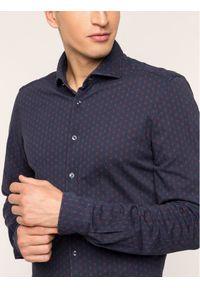 Baldessarini Koszula 41234/000/4983 Granatowy Regular Fit. Kolor: niebieski #3
