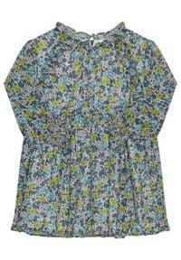 Mayoral Sukienka codzienna 4971 Kolorowy Regular Fit. Okazja: na co dzień. Wzór: kolorowy. Typ sukienki: proste. Styl: casual