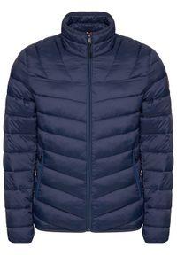 Niebieska kurtka puchowa Napapijri #6