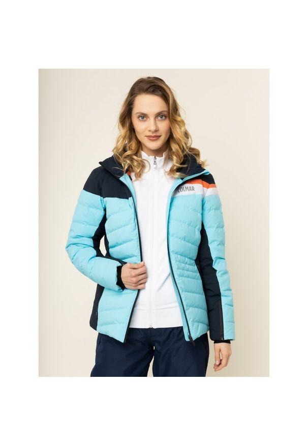Niebieska kurtka narciarska Colmar