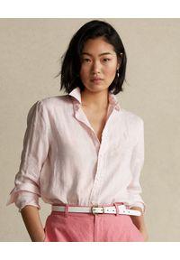 Koszula Ralph Lauren długa, klasyczna, polo