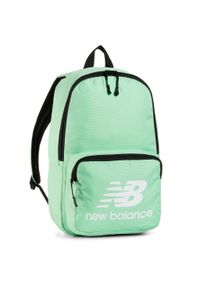 Zielona torba na laptopa New Balance