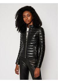 LaMarque Kurtka skórzana Zahara 6324 Czarny Regular Fit. Kolor: czarny. Materiał: skóra