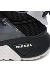 Czarne półbuty Diesel
