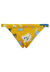 Żółte dół bikini Seafolly