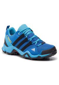 Buty trekkingowe Adidas na zimę, ClimaProof (Adidas), trekkingowe, z cholewką