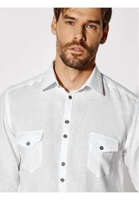 Rage Age Koszula Jax 1 Biały Regular Fit. Kolor: biały