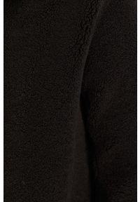 Czarna kurtka Bomboogie z klasycznym kołnierzykiem, klasyczna