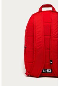 Czerwony plecak Nike Sportswear z nadrukiem