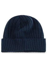Niebieska czapka columbia