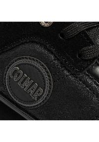 Colmar Sneakersy Supreme Gloom 122 Czarny. Kolor: czarny