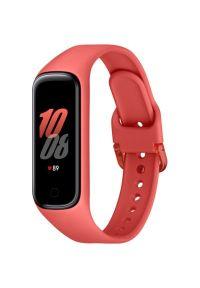 Czerwony zegarek SAMSUNG elegancki