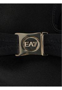 Czarne bikini EA7 Emporio Armani