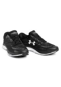 Czarne buty do biegania Under Armour