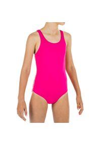 NABAIJI - Strój Jednoczęściowy Pływacki Vega Dla Dzieci. Materiał: poliamid, materiał, elastan
