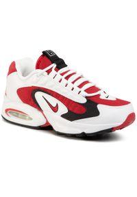 Białe buty sportowe Nike z cholewką, Nike Air Max, na co dzień