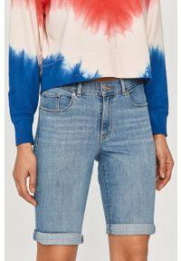 Levi's® - Levi's - Szorty jeansowe. Okazja: na co dzień, na spotkanie biznesowe. Kolor: niebieski. Materiał: jeans. Wzór: gładki. Styl: casual, biznesowy