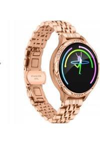 Smartwatch Heures m9 Złoty (1253484525937). Rodzaj zegarka: smartwatch. Kolor: złoty