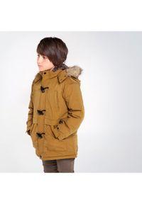 Brązowa kurtka zimowa Mayoral