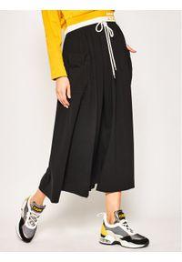 Czarne spodnie Max Mara Leisure