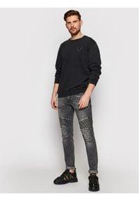 Szare jeansy Armani Exchange